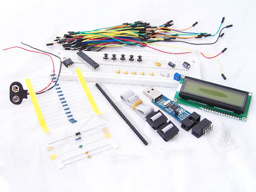 Atmega168 Experimenter's Kit