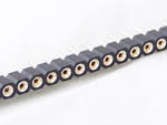 Single Row (1*40) 2.54mm swiss machine pin female headers