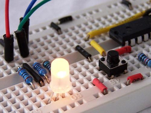 Protostack, AVR, Pulse Width Modulation, PWM, Arduino, C++